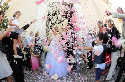 Mariage et réception